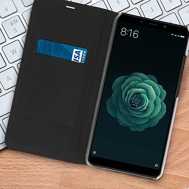Acheter Avizar Etui folio Noir pour Xiaomi Mi A2