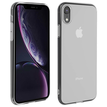 Avizar Coque Blanc pour Apple iPhone XR Coque Blanc Apple iPhone XR