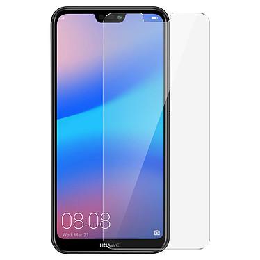 Avizar Film verre trempé Transparent pour Huawei P20 Lite Film verre trempé Transparent Huawei P20 Lite
