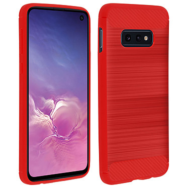 Avizar Coque Rouge pour Samsung Galaxy S10e Coque Rouge Samsung Galaxy S10e