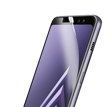 Avis Avizar Film protecteur Transparent pour Samsung Galaxy A8