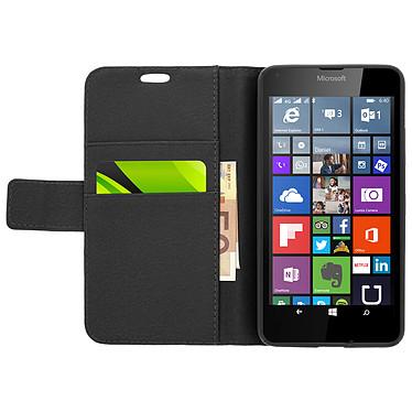 Acheter Avizar Etui folio Noir pour Nokia Lumia 640 , Microsoft Lumia 640