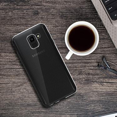 Avis Avizar Coque Transparent Silicone pour Samsung Galaxy J6