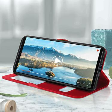 Acheter Avizar Etui folio Rouge pour Sony Xperia 10 Plus