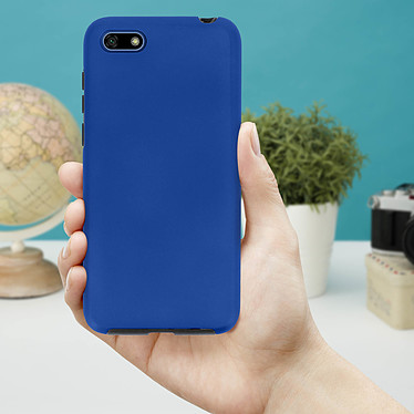 Avis Avizar Coque Bleu pour Huawei Y5 2018 , Honor 7S