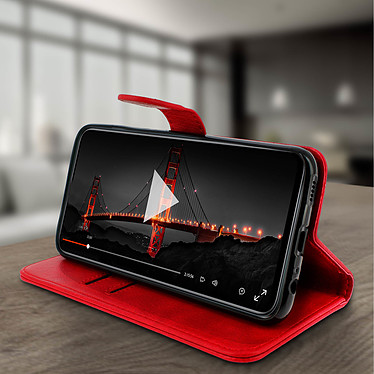 Avis Avizar Etui folio Rouge pour Huawei P Smart Z , Honor 9X