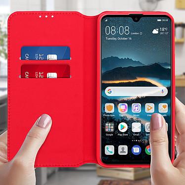 Acheter Avizar Etui folio Rouge pour Huawei Mate 20