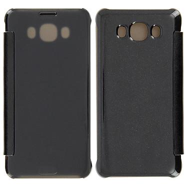 Avizar Etui folio Noir pour Samsung Galaxy J5 2016 pas cher
