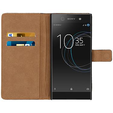 Acheter Avizar Etui folio Noir pour Sony Xperia XA1 Ultra