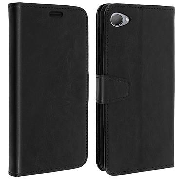 Avizar Etui folio Noir pour HTC Desire 12 Etui folio Noir HTC Desire 12