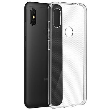 Avizar Coque Transparent pour Xiaomi Redmi Note 6 Pro pas cher