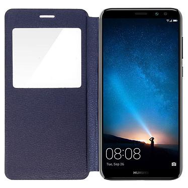 Avis Avizar Etui folio Bleu Nuit pour Huawei Mate 10 Lite