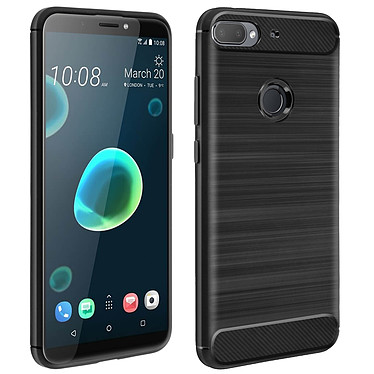 Avizar Coque Noir pour HTC Desire 12 Plus pas cher