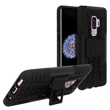 Avizar Coque Noir pour Samsung Galaxy S9 Plus Coque Noir Samsung Galaxy S9 Plus