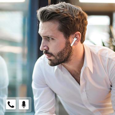 Acheter Avizar Ecouteurs sans-fil Blanc pour Appareils dotés de la fonction Bluetooth