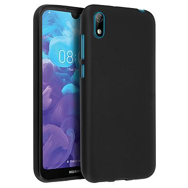 Avizar Coque Noir Souple pour Huawei Y5 2019 , Honor 8S pas cher