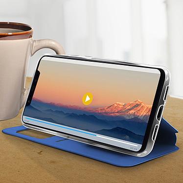 Avis Avizar Etui folio Bleu pour Xiaomi Mi 8 , Xiaomi Mi 8 Pro