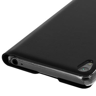 Avis Avizar Etui folio Noir pour Sony Xperia E5