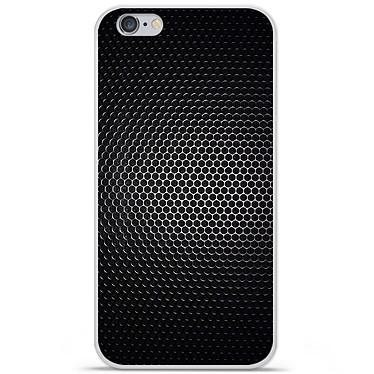 1001 Coques Coque silicone gel Apple IPhone 7 Plus motif Dark Metal Coque silicone gel Apple IPhone 7 Plus motif Dark Metal