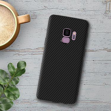 Avis Avizar Coque Noir Souple pour Samsung Galaxy S9
