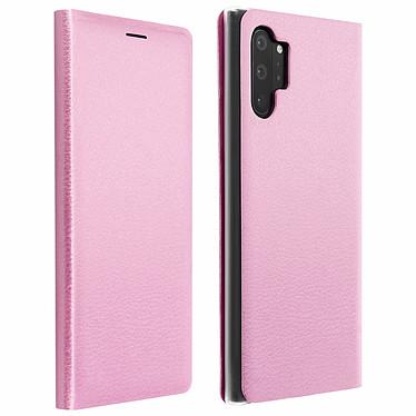 Avizar Etui folio Rose pour Samsung Galaxy Note 10 Plus Etui folio Rose Samsung Galaxy Note 10 Plus