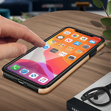 Acheter Avizar Coque Dorée Intégrale pour Apple iPhone 11