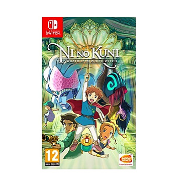 Ni No Kuni la Vengeance de la Sorciere Celeste (SWITCH) Jeu SWITCH Action-Aventure 12 ans et plus