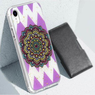Avis Avizar Coque Multicolore pour Apple iPhone XR