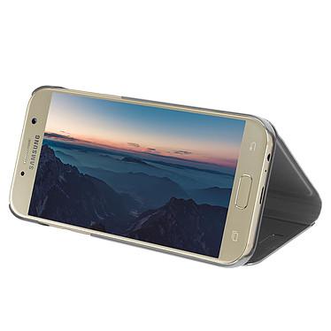 Avis Avizar Etui folio Argent pour Samsung Galaxy A5 2017