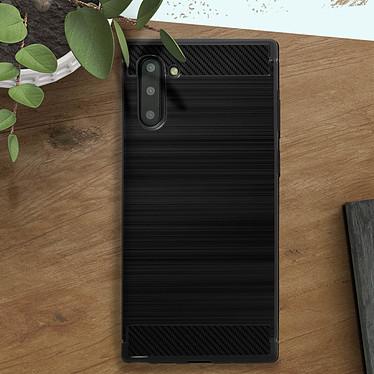Acheter Avizar Coque Noir Carbone pour Samsung Galaxy Note 10