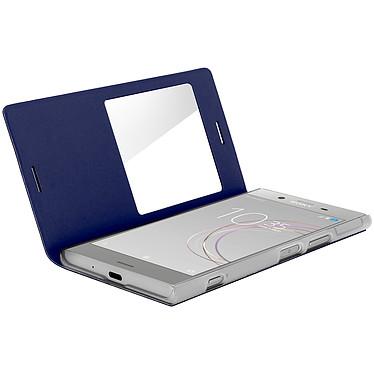 Avis Avizar Etui folio Bleu Nuit pour Sony Xperia XZ1