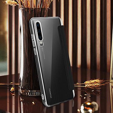 Avis Avizar Etui folio Noir Miroir pour Huawei P30
