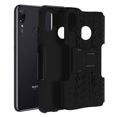 Avizar Coque Noir Hybride pour Xiaomi Redmi 7 Coque Noir hybride Xiaomi Redmi 7