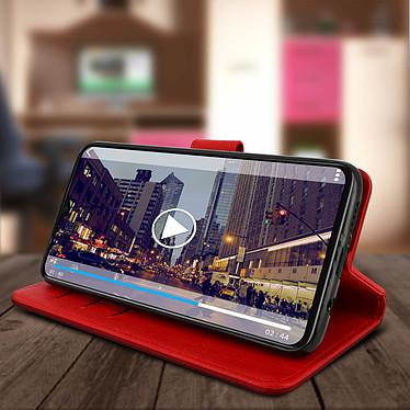 Avis Avizar Etui folio Rouge pour Xiaomi Redmi Note 8 Pro
