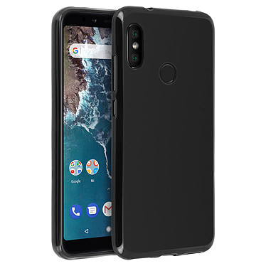 Avizar Coque Noir pour Xiaomi Mi A2 Lite pas cher