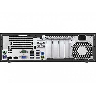 Avis HP EliteDesk 800 G2 SFF (800G2SFF-5118) · Reconditionné