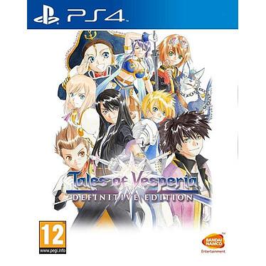 Tales of Vesperia Definitive Edition (PS4) Jeu PS4 Action-Aventure 12 ans et plus