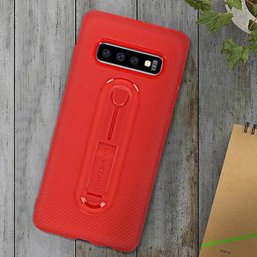 Avis Avizar Coque Rouge pour Samsung Galaxy S10 Plus