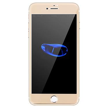 Acheter Avizar Film verre trempé Dorée pour Apple iPhone 7 Plus , Apple iPhone 8 Plus
