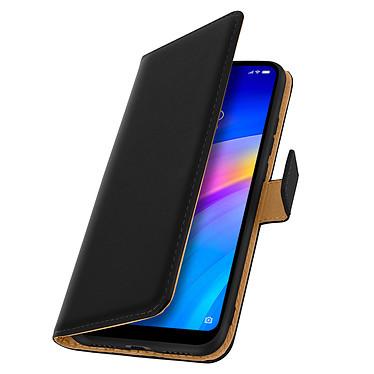 Avizar Etui folio Noir pour Xiaomi Redmi 7 pas cher