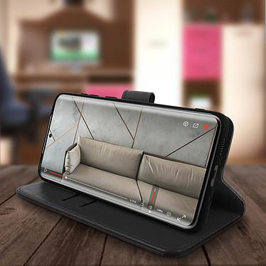 Avis Avizar Etui folio Noir pour Samsung Galaxy S20