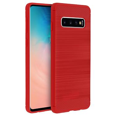 Avizar Coque Rouge pour Samsung Galaxy S10 pas cher
