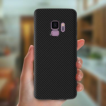 Acheter Avizar Coque Noir Souple pour Samsung Galaxy S9
