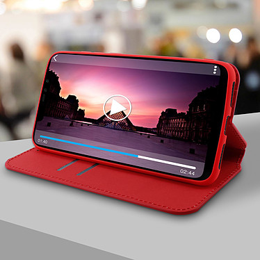 Avis Avizar Etui folio Rouge pour Xiaomi Redmi Note 6 Pro