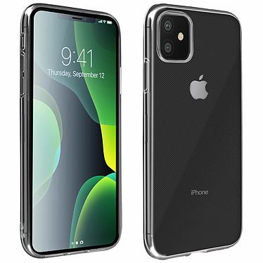 Avizar Pack protection Noir pour Apple iPhone 11 Pack protection Noir Apple iPhone 11