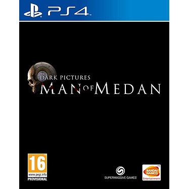 The Dark Pictures Man of Medan (PS4) Jeu PS4 Action-Aventure 16 ans et plus