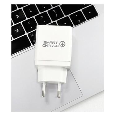 Imymax Chargeur USB intelligent Chargeur USB intelligent