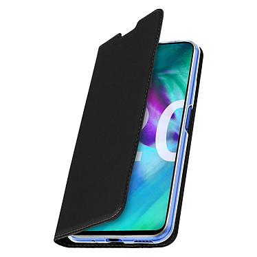 Avizar Etui folio Noir pour Honor 20 , Huawei Nova 5T pas cher
