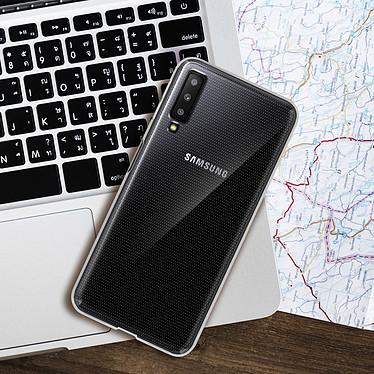 Acheter Avizar Coque Transparent Souple pour Samsung Galaxy A7 2018