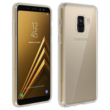Acheter Avizar Coque Transparent Bi-matières pour Samsung Galaxy A8